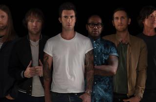 Maroon 5 vuelve a la Ciudad de México para presentar su nuevo disco, Red Pill Blues