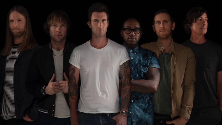Maroon 5 presentará show en streaming mundial
