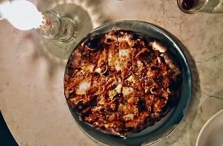 Gra pizza Echo Park HiFi Historic Filipinotown