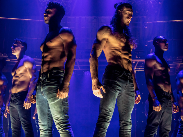 Magic Mike Live supplied 2019