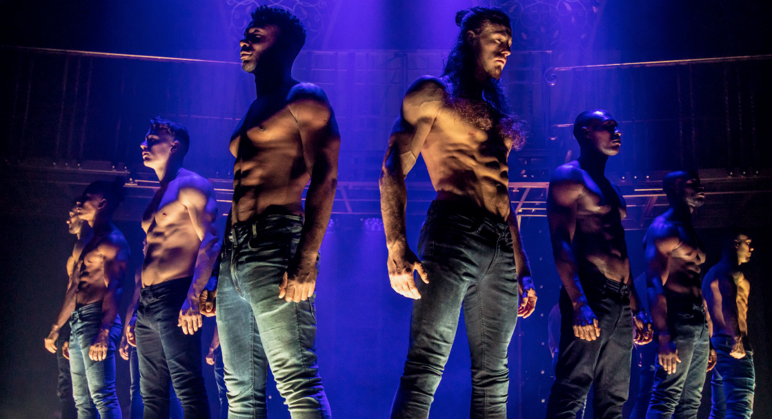 Channing Tatum's Magic Mike Live is coming to Sydney