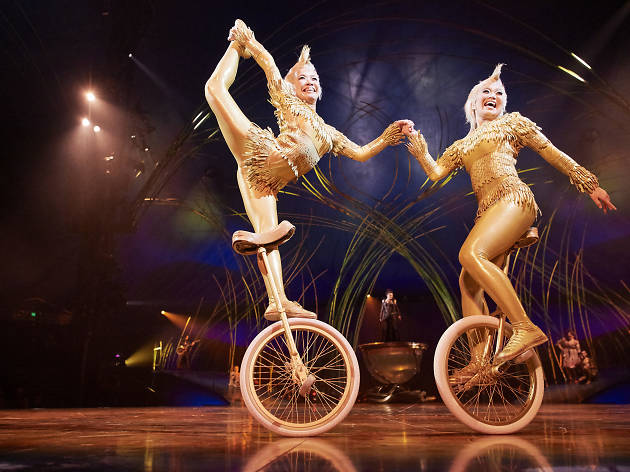 Cirque du Soleil returns to Hong Kong in 2020