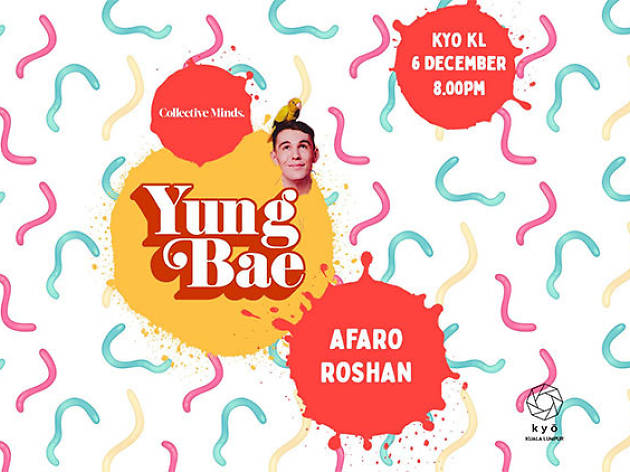Yung Bae presented by Collective Minds x Kyo KL