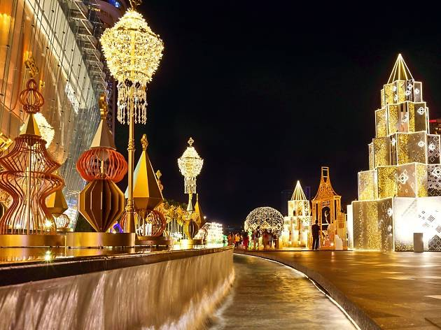 Where To See Christmas Lights 2020 Where to see Christmas lights and decorations in Bangkok