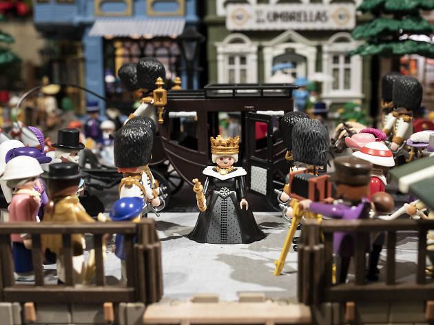 Una expo de Playmobil con más de 3.000 figuras