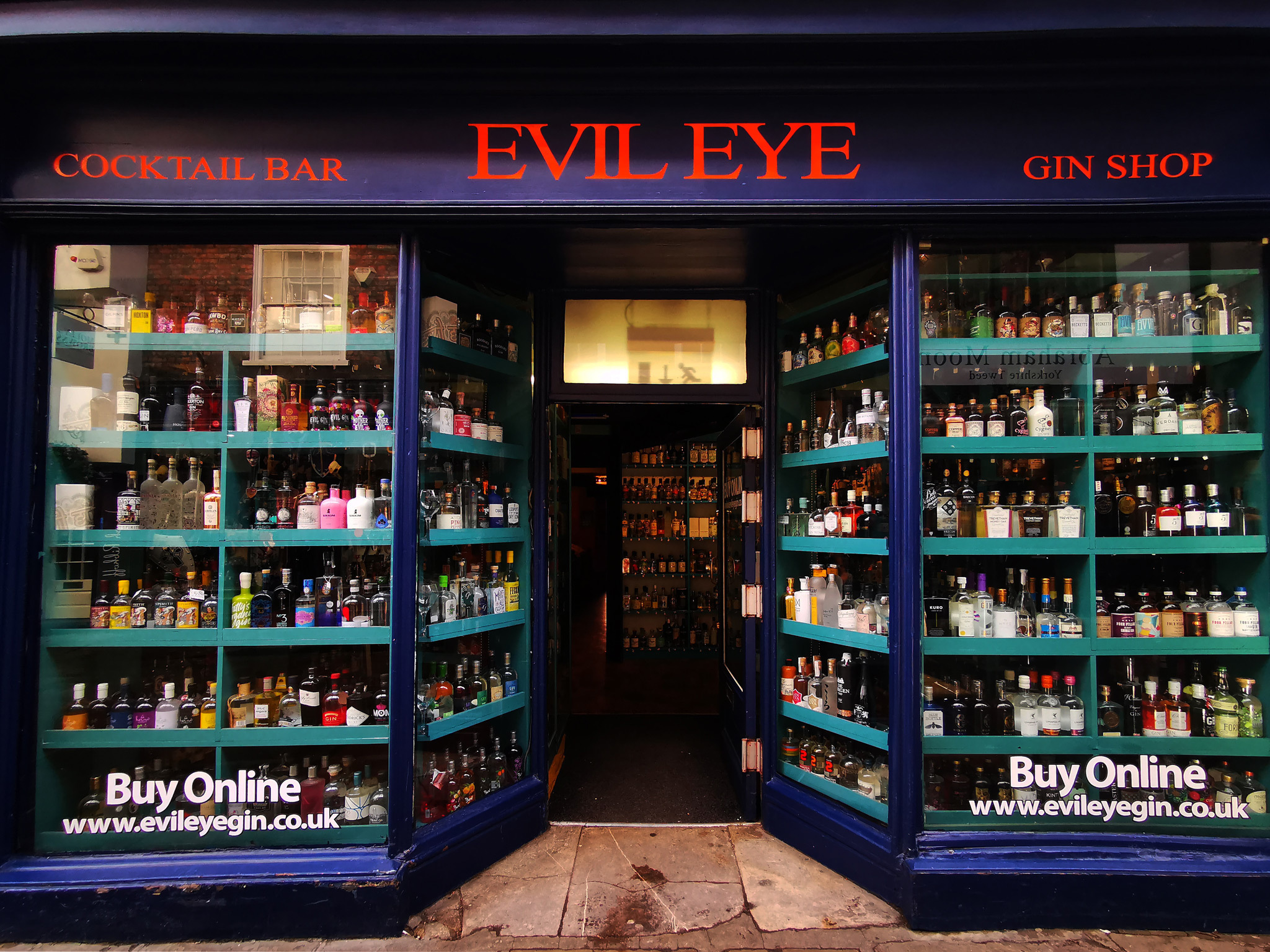 Evil Eye in York