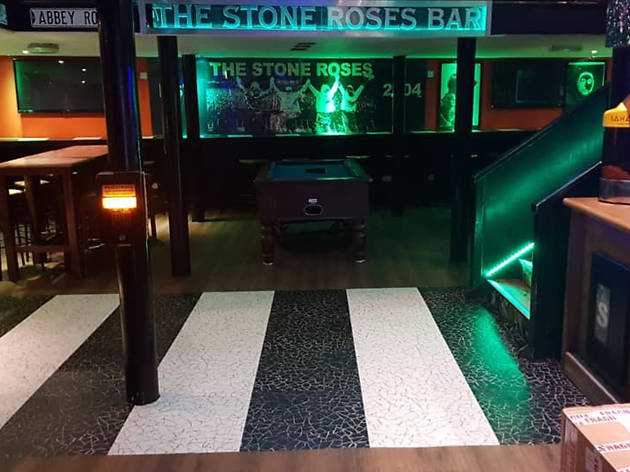 Stone Roses Bar in York
