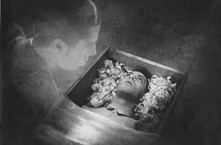 A still from the 1932 film Vampyr