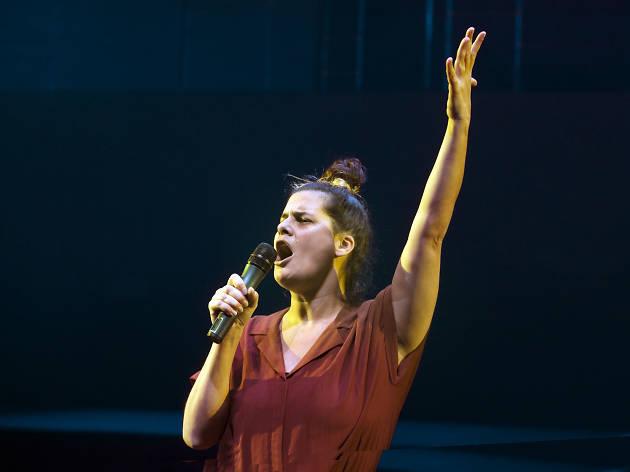 La primera artista residente de la temporada abre su corazón en el Teatre Lliure