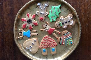 Christmas Gingerbread Decorating Workshop