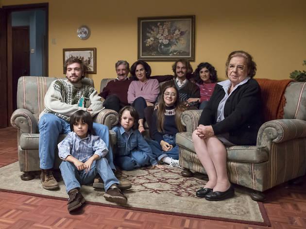 O elenco original reuniu-se para a nova temporada
