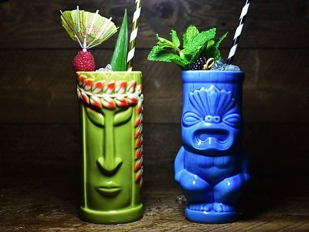 Tiki Lounge
