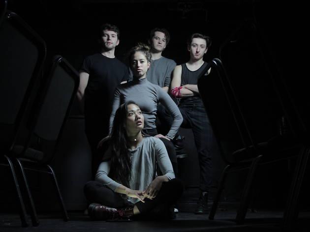 The Listening Room featuring Tim Palmer, Taylor Petracek, Matthew Carrasco, Alex Chemin & Sara Rahman