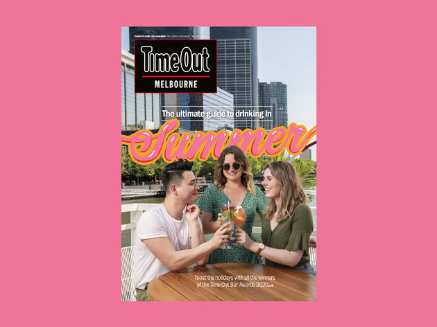 Time Out Melbourne #73 Cover