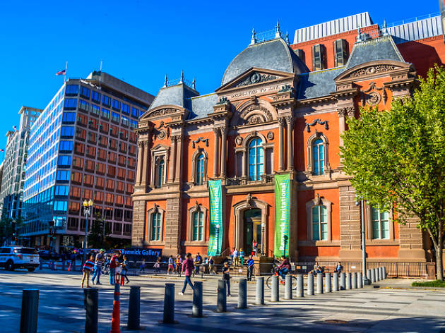 Renwick Gallery of the Smithsonian American Art Museum