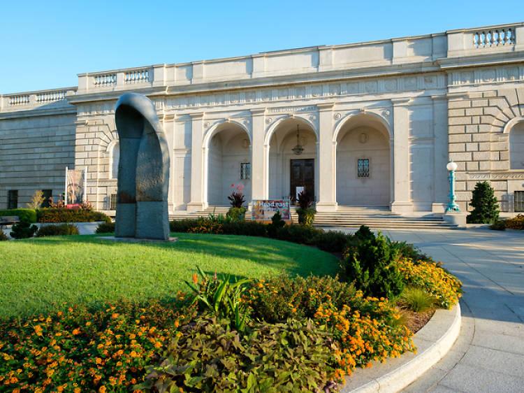 Freer Gallery of Art and Arthur M. Sackler Gallery