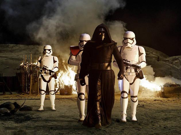 Maratón de Star Wars en Cinemex