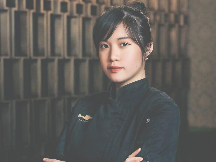 新星大賞:Yvonne Chan