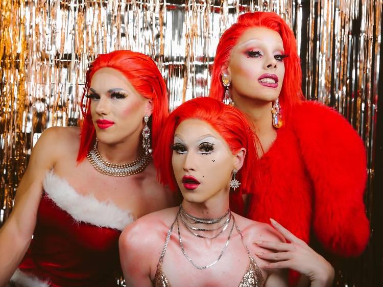 Let loose at a drag or cabaret show