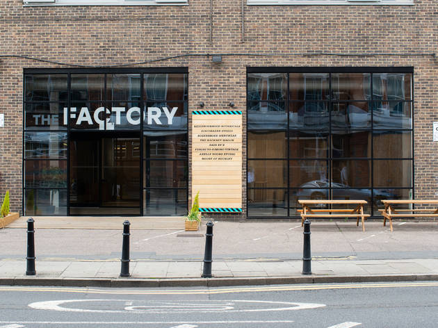 The Factory Dalston