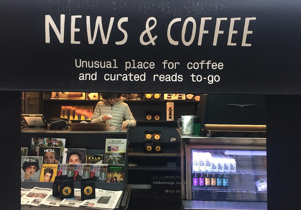 News & Coffee