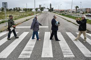 Beatles no Barreiro
