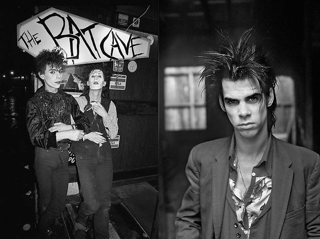 Nick Cave, South London, 1984