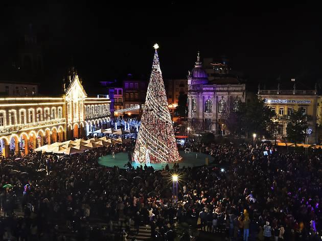 Braga é Natal