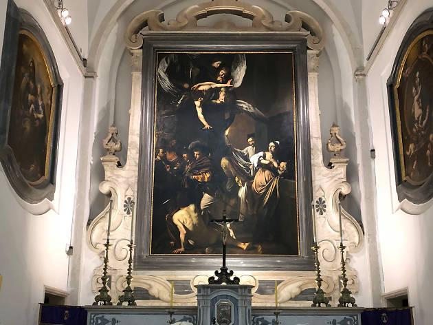 Pio Monte della Misericordia in Naples