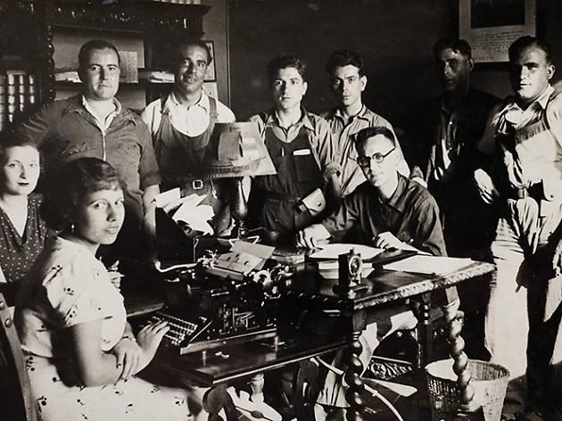Gràfica anarquista. Fotografia i revolució social, 1936-1939