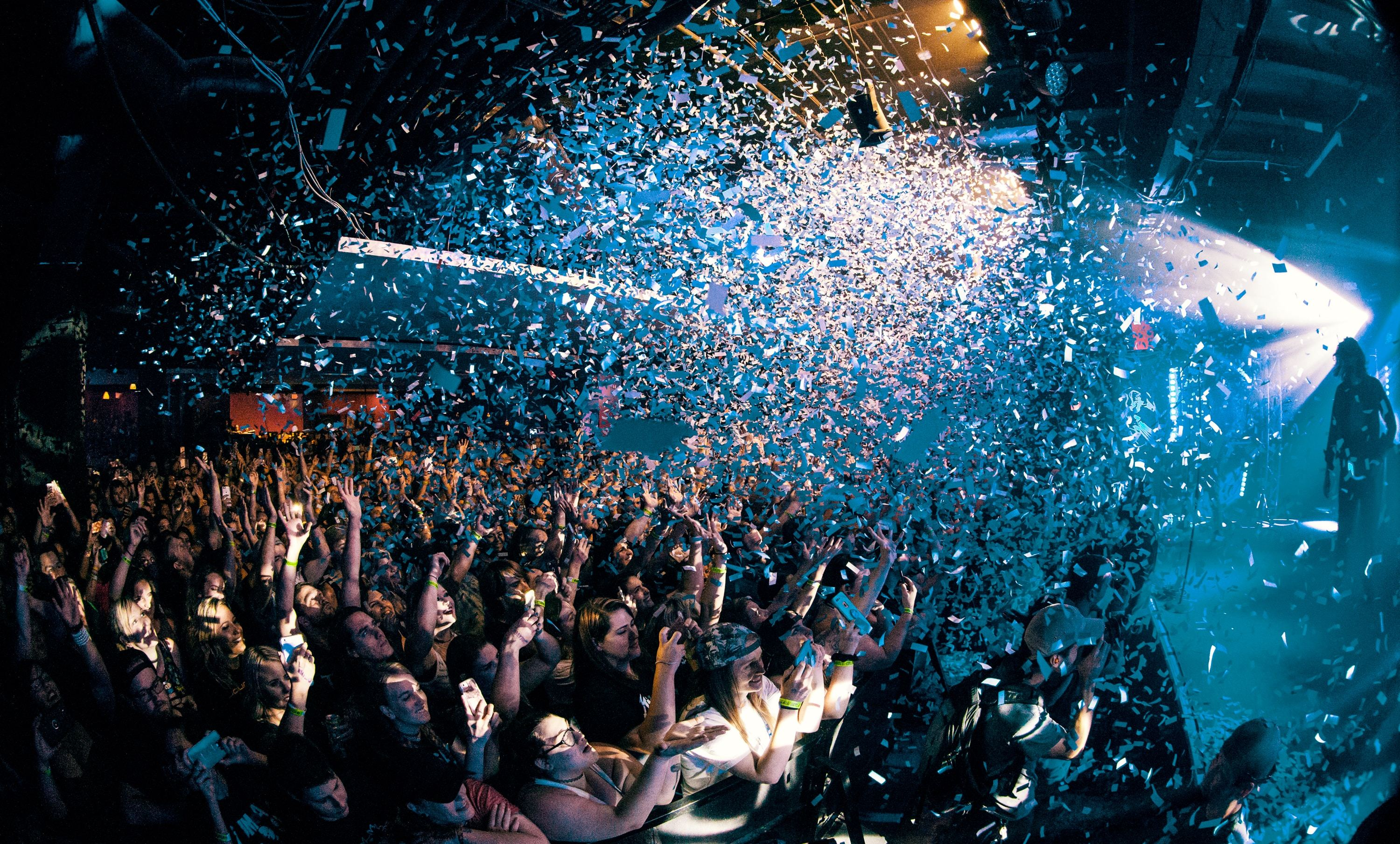 The best New Year's Eve parties