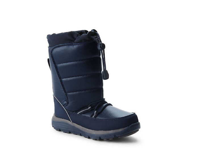 Snow Flurry Insulated Winter Boots from Lands End
