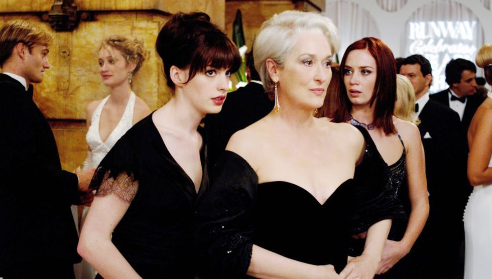 The upcoming Devil Wears Prada musical has found its Miranda and Andy (at last)