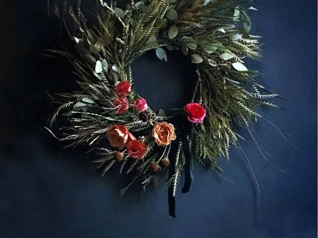 Wreath-making