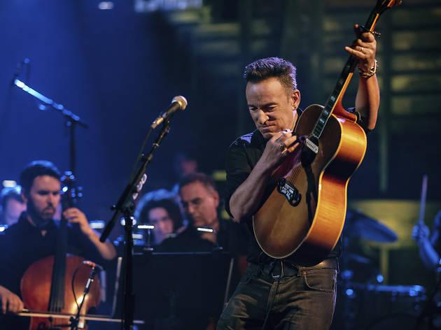 Western Stars, cinta de Bruce Springsteen