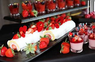 XEX Strawberry Buffet