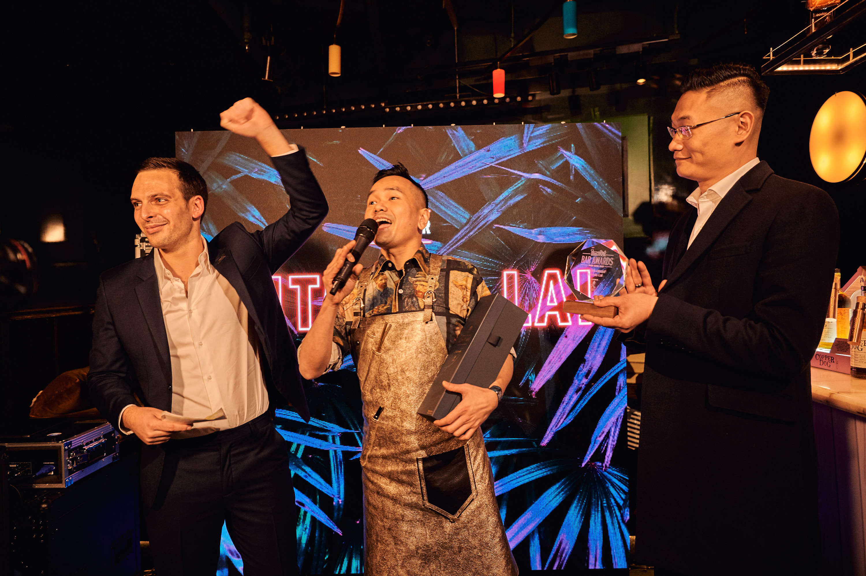 2019 Time Out Hong Kong Bar Awards 得獎名單火熱出爐
