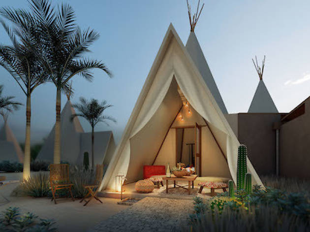 These Coachella-inspired glamping tents in Bintan are opening their doors in February