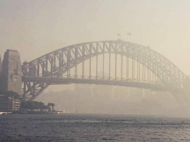 Bushfires reach Greater Sydney, pumping more smoke into the city