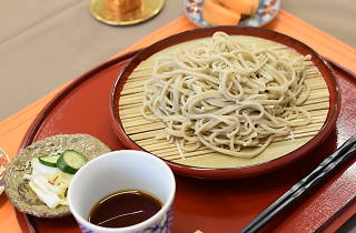 homemade soba noodle class byfood