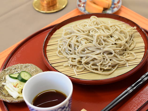 Handmade Soba Noodles Cooking Class