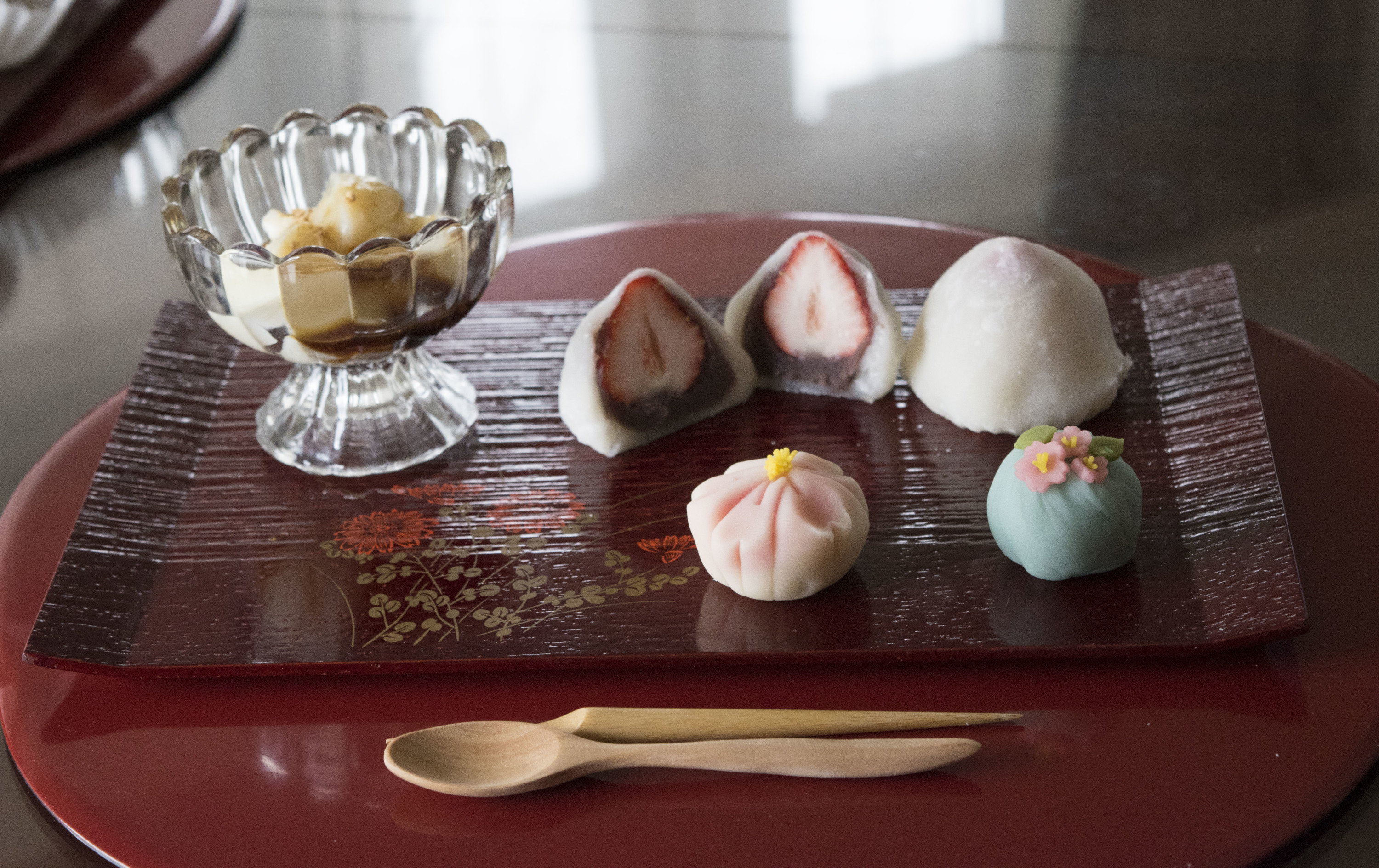 Traditional Japanese Sweets, Wagashi and Mochi Class