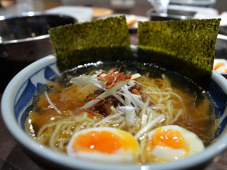 Make Your Own Ramen and Gyoza in Asakusa