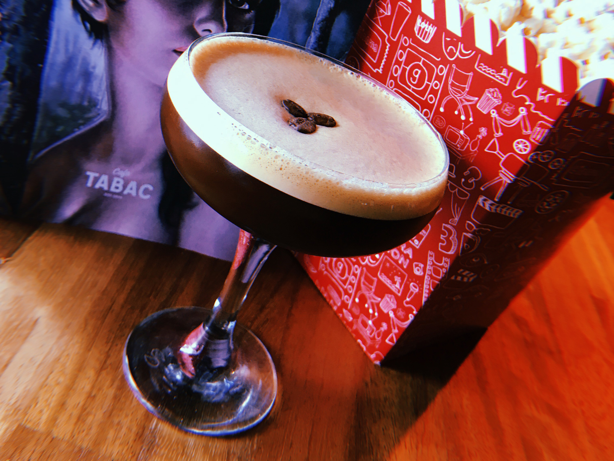 Café Tabac in Liverpool