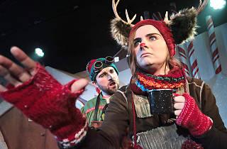 The Nativity Panto, King's Head 2019