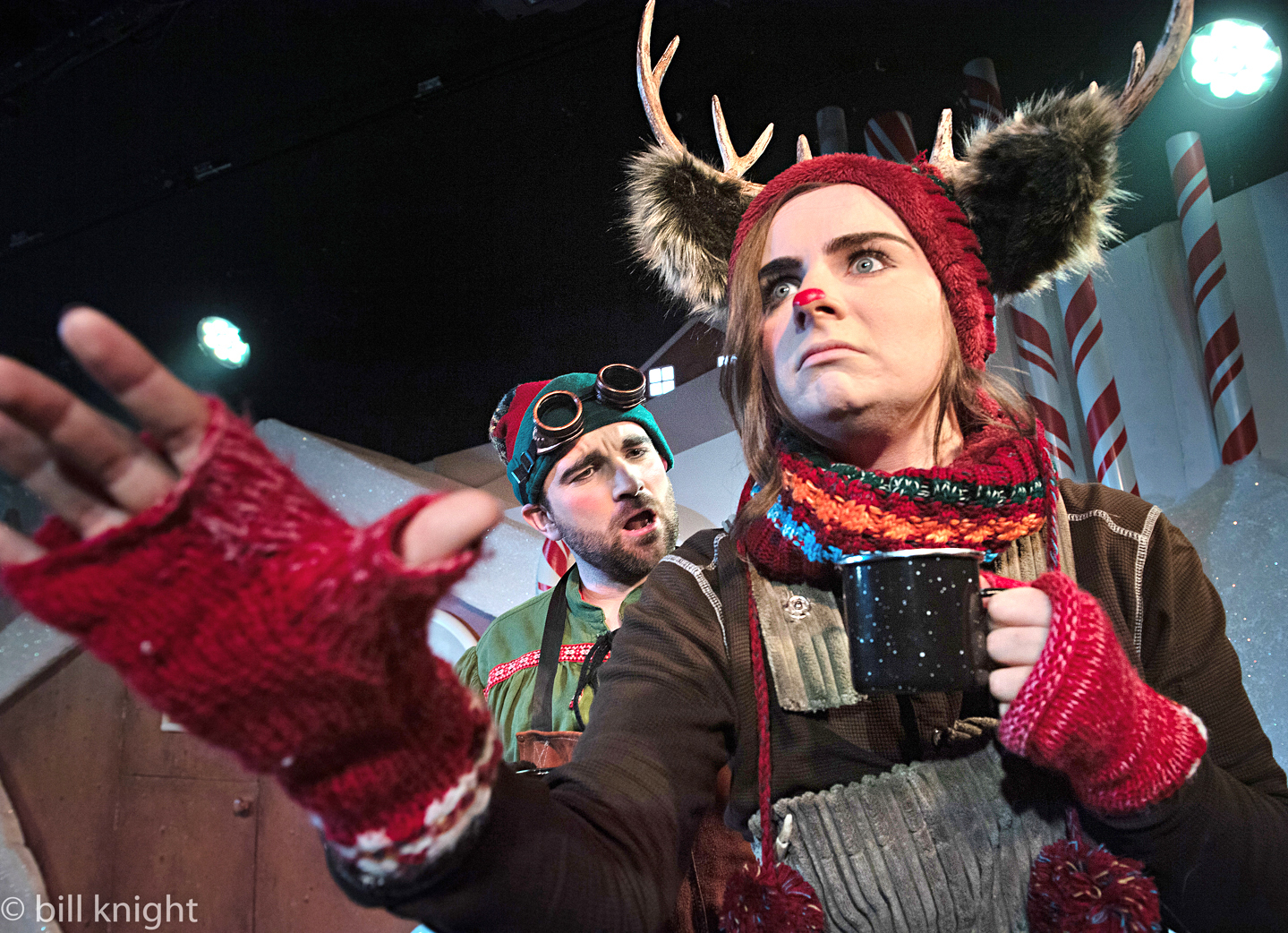 'The Nativity Panto – A Not-So Silent Night' review
