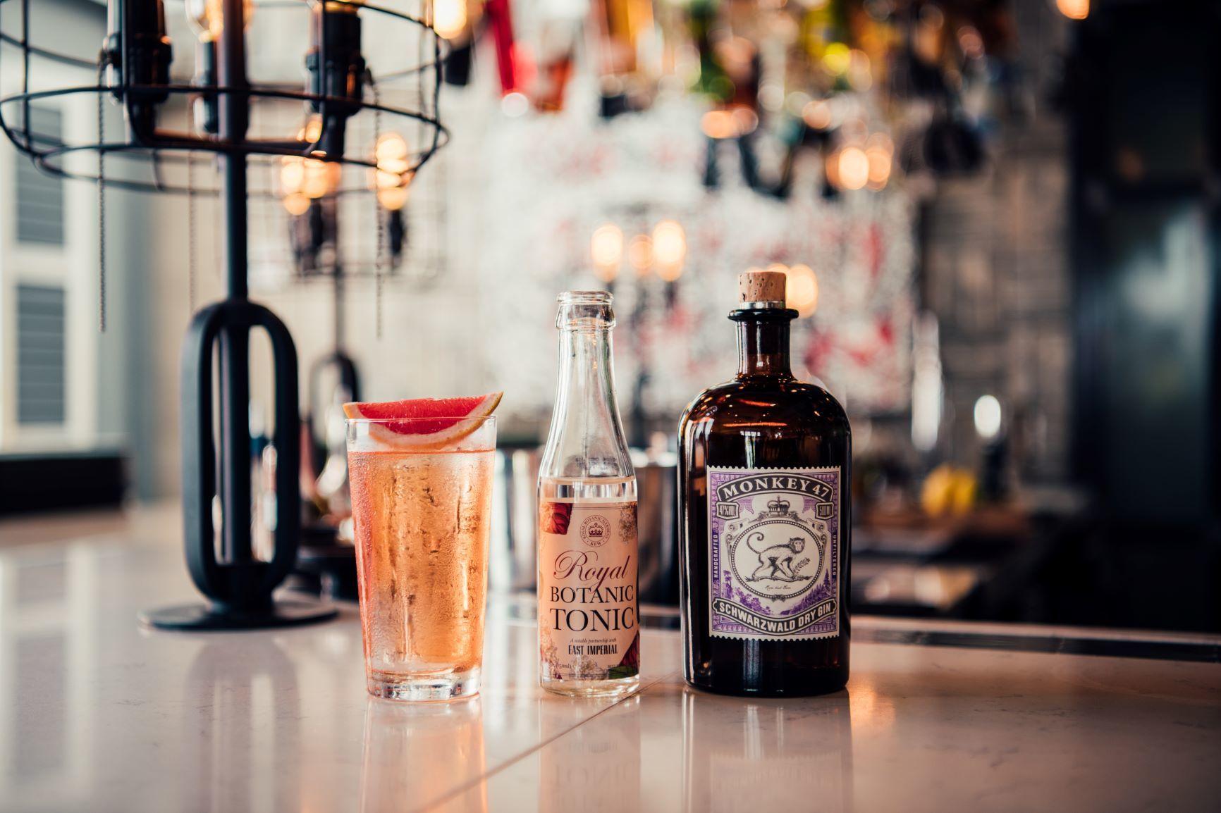Tippling club Gin & Tonic Spritz