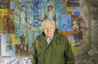 Sir David Attenborough in Chernobyl