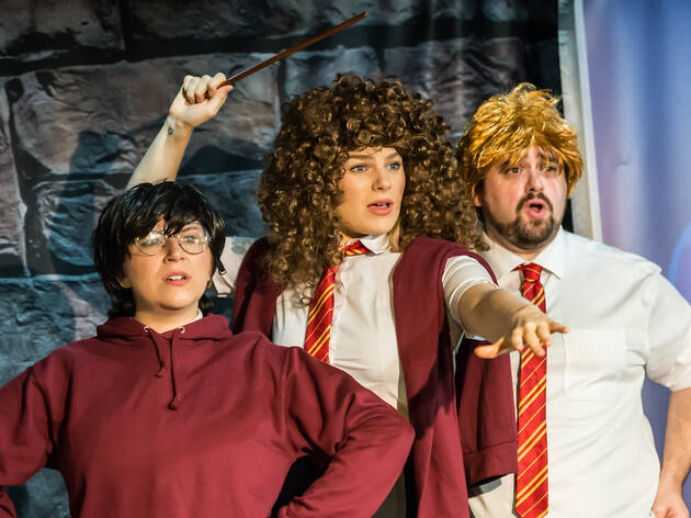 28% off tickets to 'Voldemort & the Teenage Hogwarts Musical Parody'