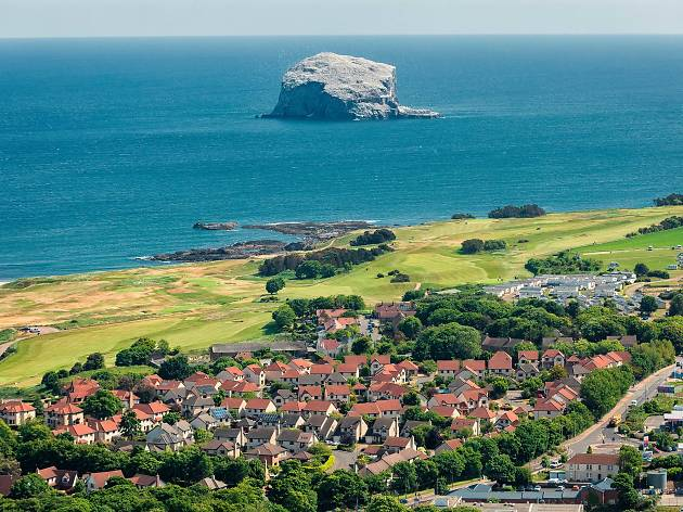 10 things to do in North Berwick